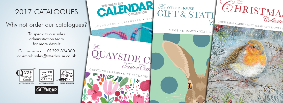 Otter House Ltd - 2017 Catalogues