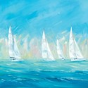 Quayside Gallery Card Collection - White Sails