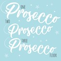 Cheers Card Collection - One Processo, Two Prosecco