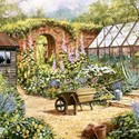 Quayside Gallery Card Collection - Country Garden