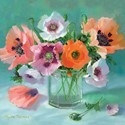 Quayside Gallery Card Collection - Poppies