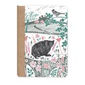 RSPB Natures Print - Flexi Notepad (A6) - Happy Hedgehog
