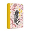 RSPB Natures Print - Hardcover Notebook (A7) - Curious Owl