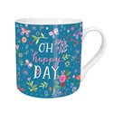 Tarka Mugs - Oh Happy Days