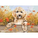 Rectangular Jigsaw - Cockapoo View
