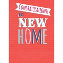 New Home Card - Text